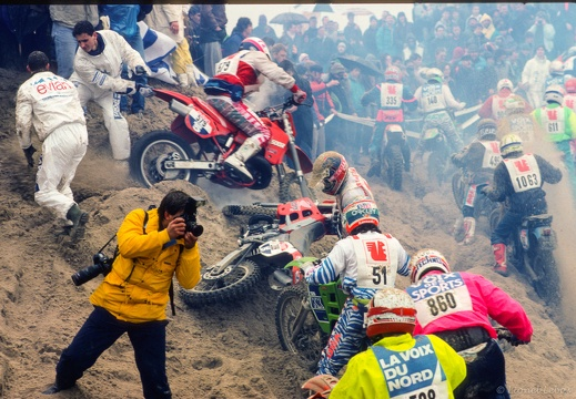 Enduro du Touquet 1990