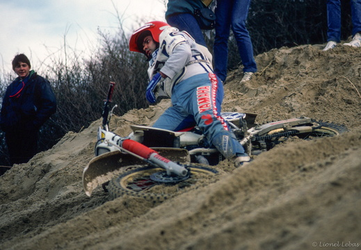 Enduro du Touquet 1988