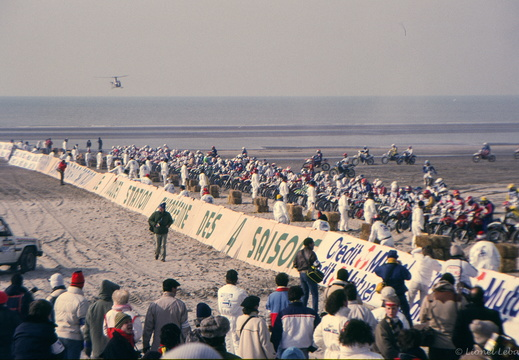 Enduro du Touquet 1986